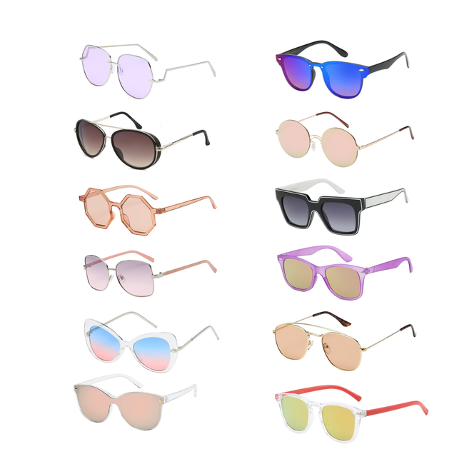 Trendsetter Sunglasses Collection