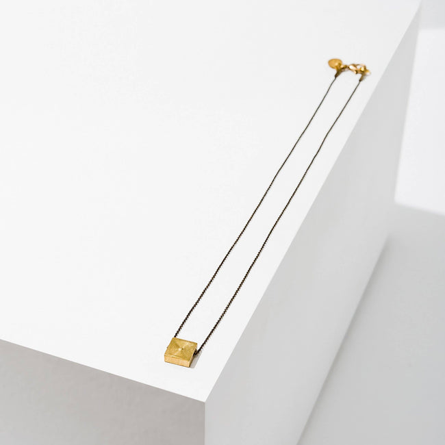 Polymath Necklace - Square