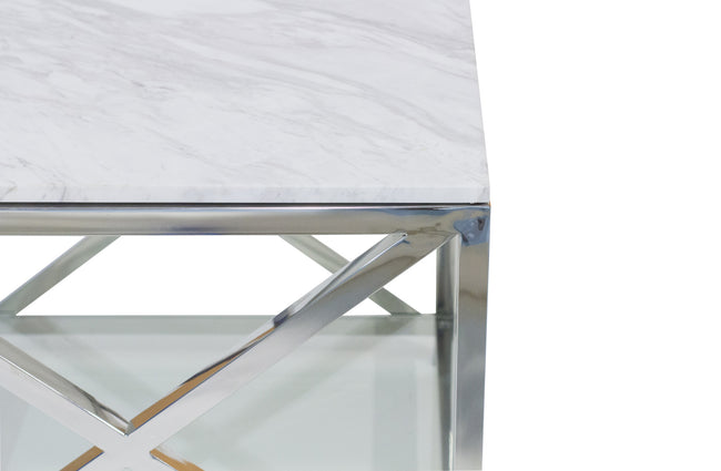 River Street Table Stainless-Steel