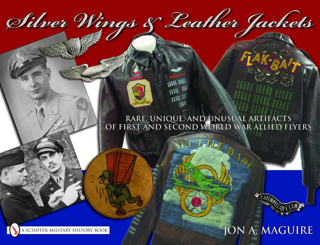 Silver Wings & Leather Jackets