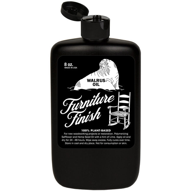 Walrus Oil - Furniture Finish, 8 oz