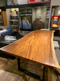 Cosa Live Edge Table