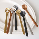 Cat Claw Spoons, Set of 4