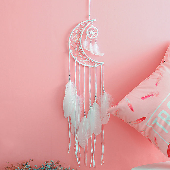 Crescent Dreamcatcher