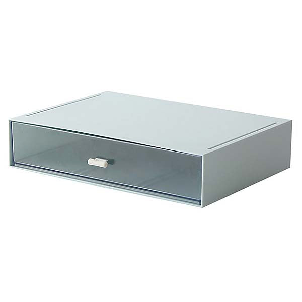 Desktop Stacking Plastic Storage Drawers