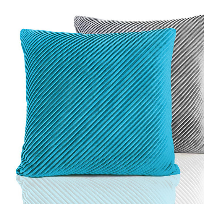 Stylish cushion to add to your room decor. Layer or mix and match with this cushion to add a luxurious touch to your sofa, armchair or bed.