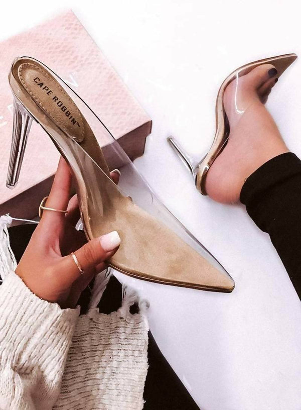 Tips for Rocking Stiletto Heels with Your Outfit
