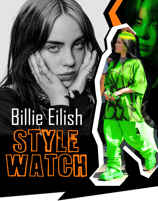 Billie Eilish's Most Iconic Shoes! - FlashyBox