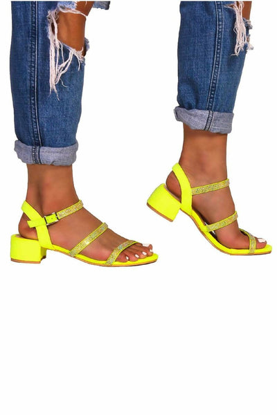 Cape Robbin Hey Judy Floss Sandals