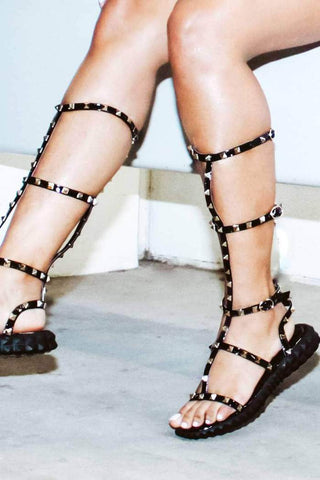 Cape Robbin Thorn sandal available on FlashyBox.com