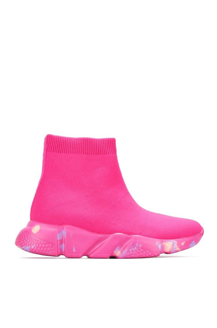 PALYBOY CITY WALKS SNEAKER-FUCHSIA
