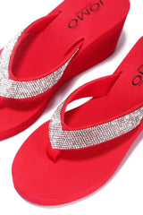 EVO ALTER EGO WEDGES-RED