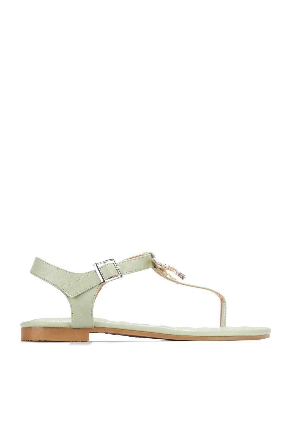 JOYA ENJOY YOURSELF SANDALS-SAGE