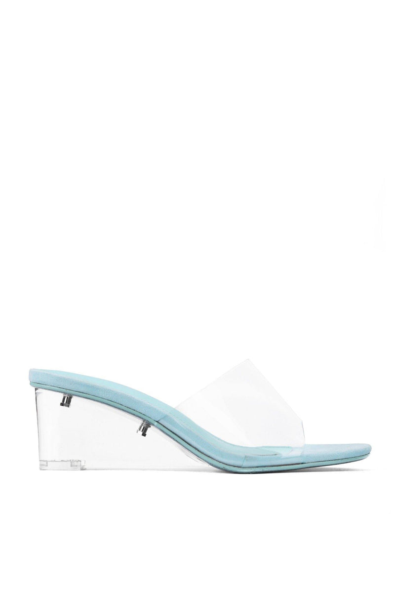 UCHEE SUMMER LOVE WEDGE SANDAL-MINT
