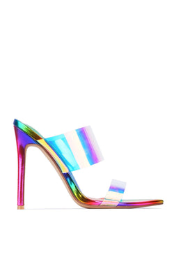 HESS VEGAS NIGHTS SANDALS-RAINBOW