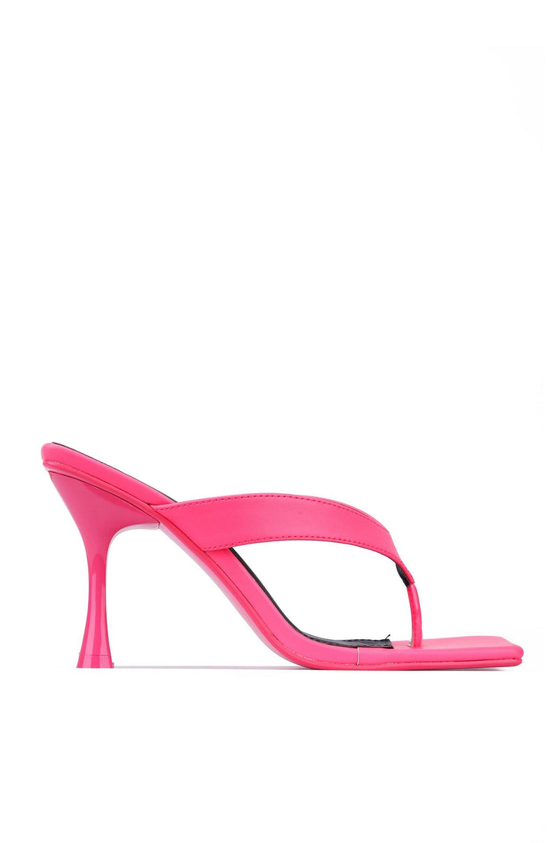 BELIZE LOVE TOUCH SANDALS HEELS-PINK