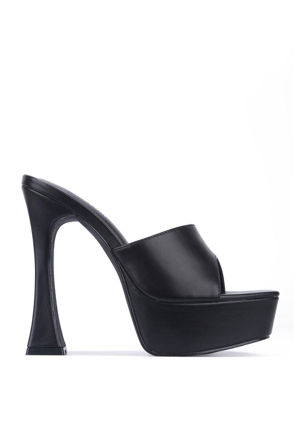 SHAUNA EASY GOING HEEL-BLACK