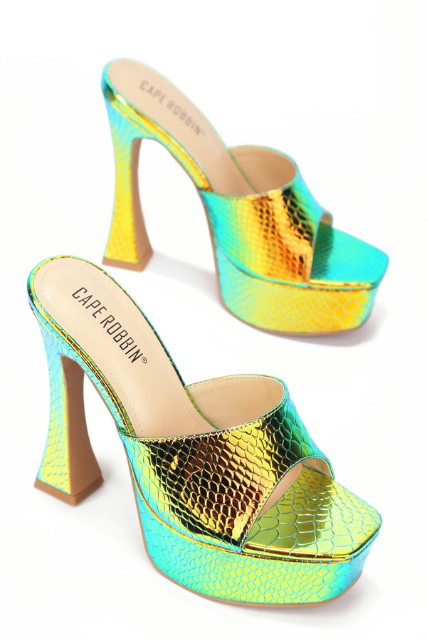 SHAUNA EASY GOING HEEL-MERMAID