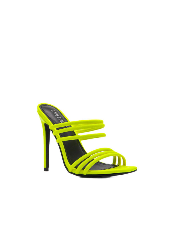KELLY LOVELY LADY HEELS-LIME