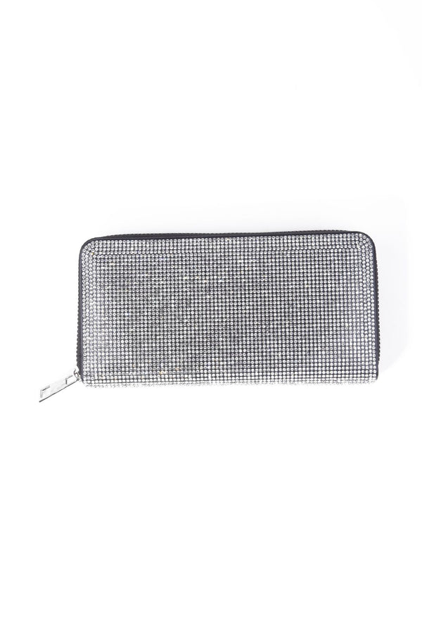 SPARKLE IN THE SUN WALLET-SILVER