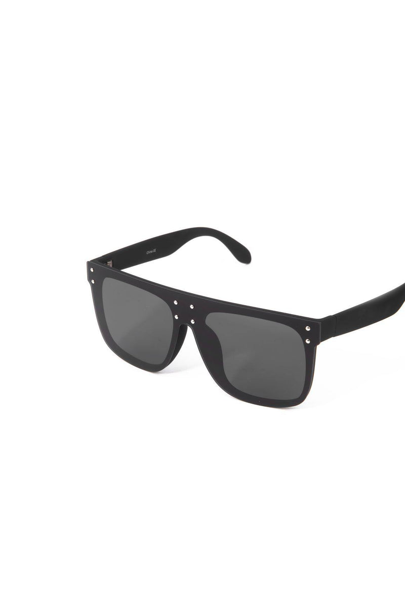 LIGHT SHADE PURE SUNGLASSES-BLACK
