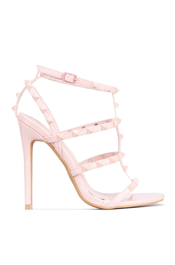 SNAPSHOT RED CARPET STILETTO-BLUSH