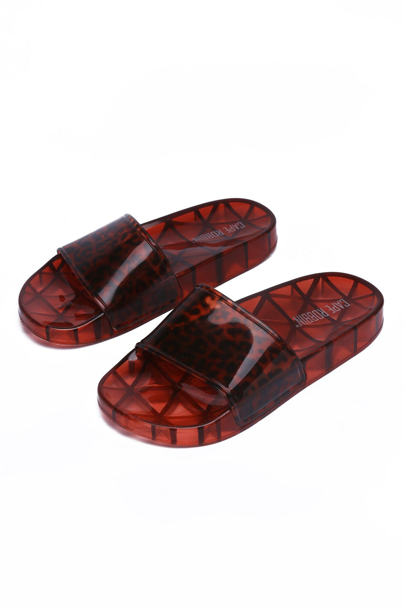 BEACHY SEASIDE DIAMOND SLIDES-TORTOISE