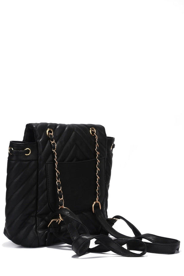 CARRY ME NOW BACK PACK-BLACK
