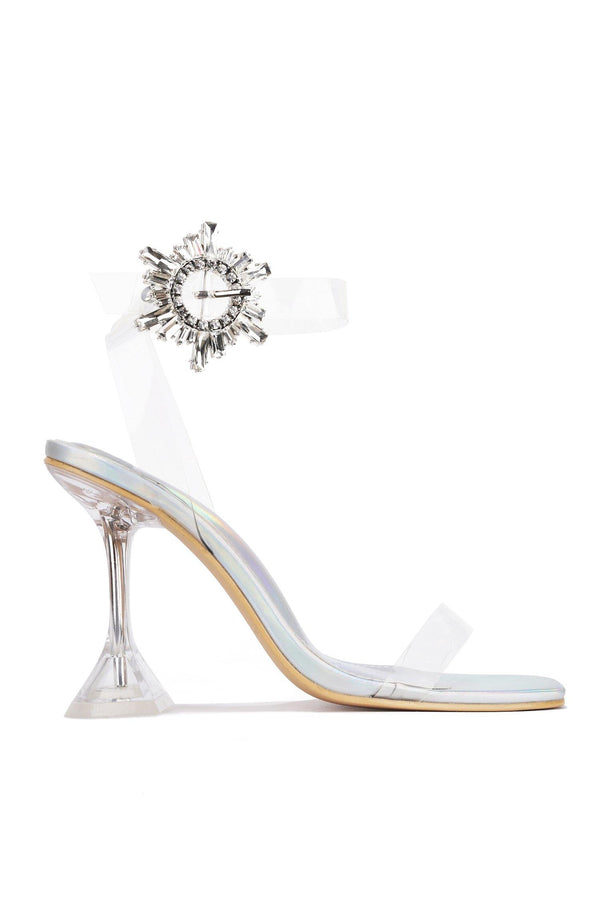 IMELDA WE'LL SEE ABOUT THAT HEELED  SANDAL-HOLO
