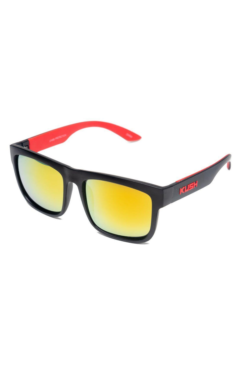 ONE STEP CLOSER SUNGLASSES-RED