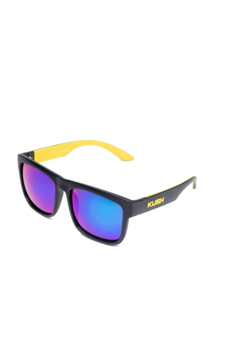 ONE STEP CLOSER SUNGLASSES-YELLOW