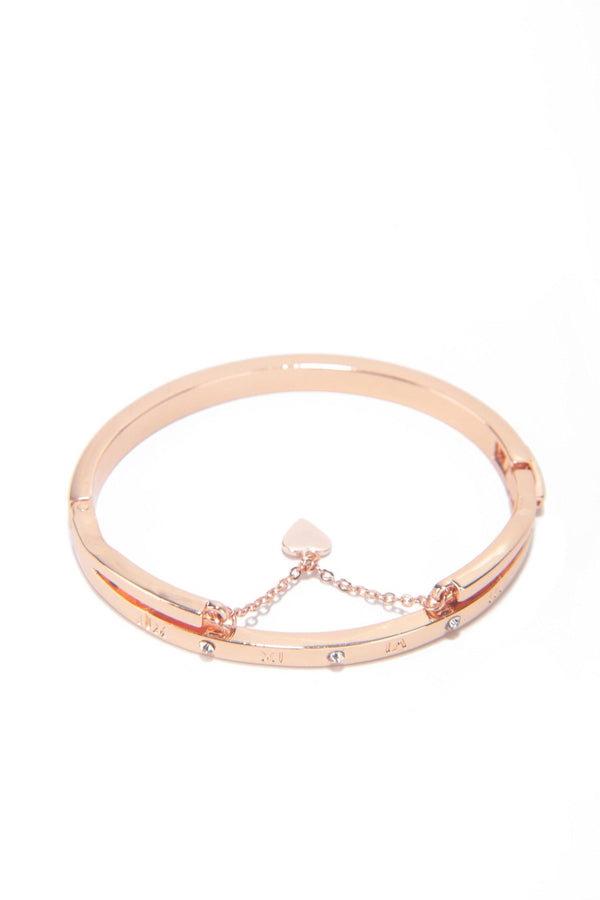 STEPHANIES LOVE BRACELET-ROSE GOLD