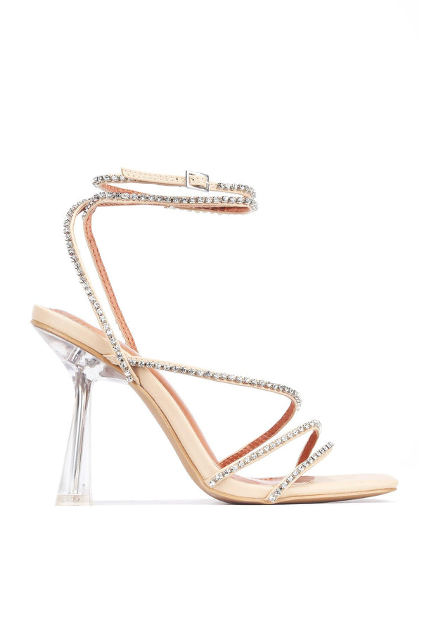 WINTA PERFECT CHOICE HEELED SANDAL-NUDE