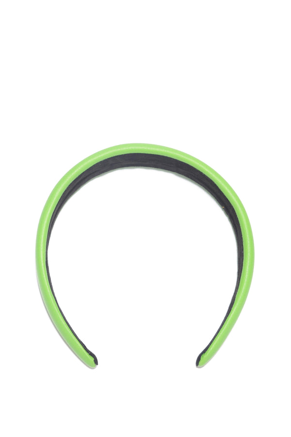 BASIC ESSENSIAL HEADBAND-GREEN