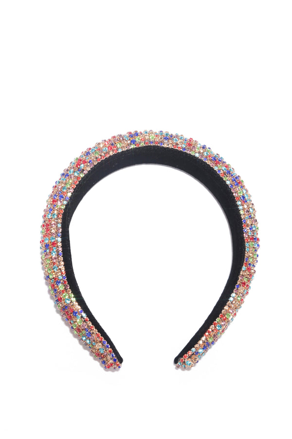 ROYAL HIGHNESS HEADBAND-MULTI