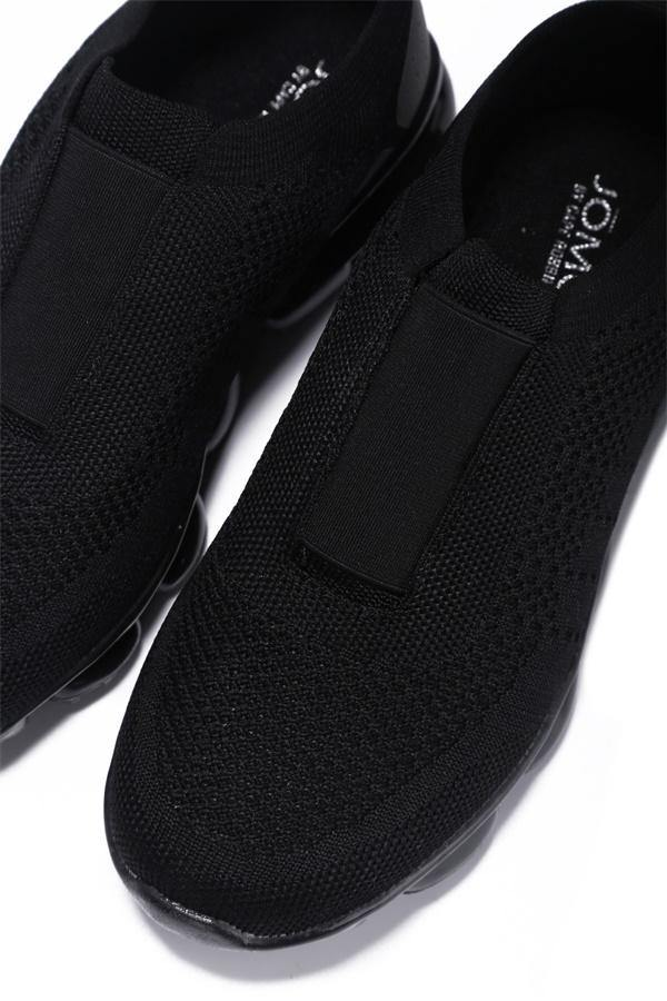 RUNAWAY OVERTIME SLIP ON SNEAKER-BLACK