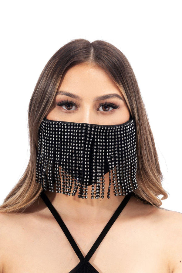 SAYLER FACE MASK-BLACK