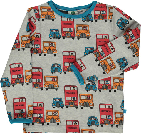 Cars and Bus Shirt