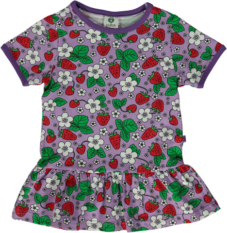 Strawberry T-Shirt with Skirt