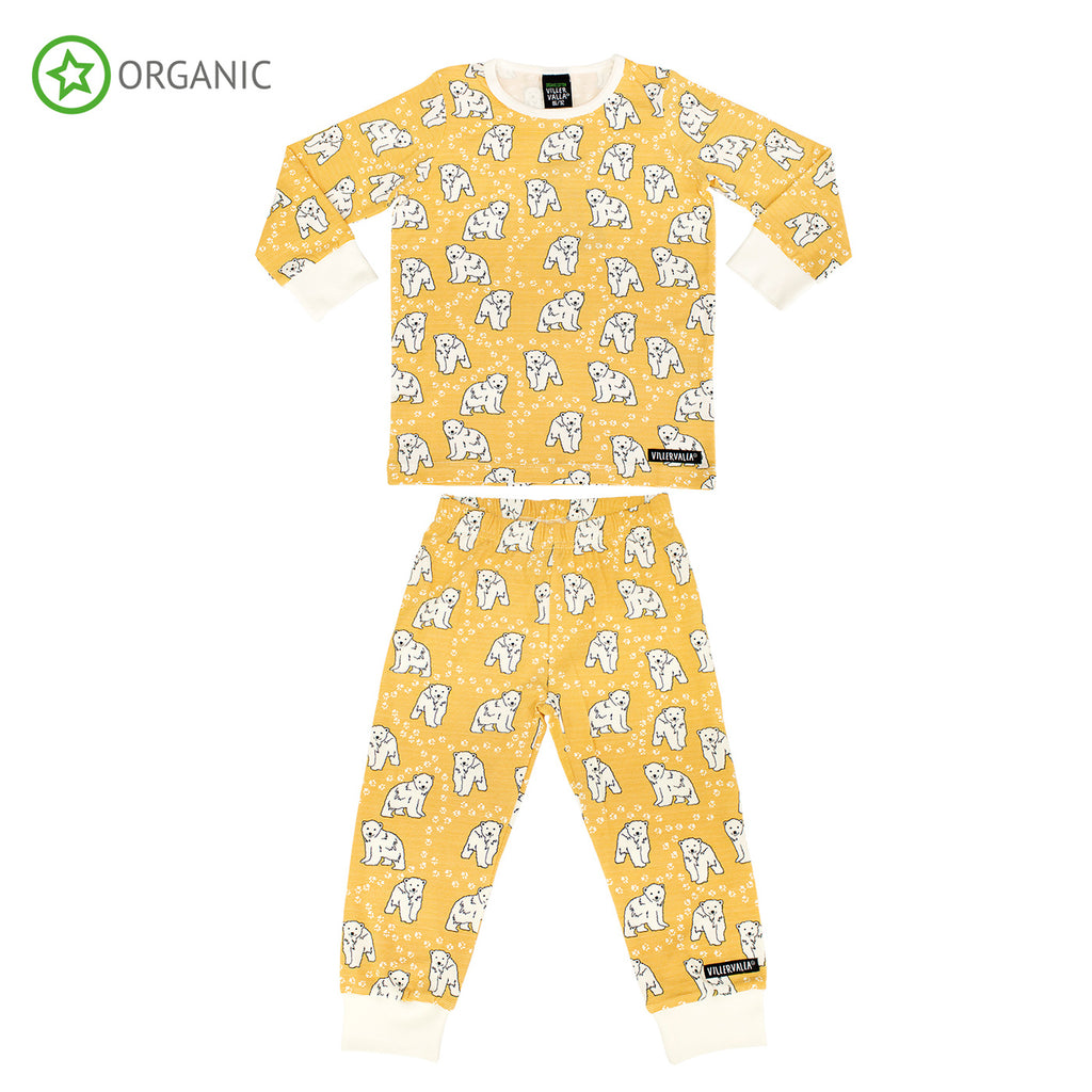Honey Polar Bear Pajamas