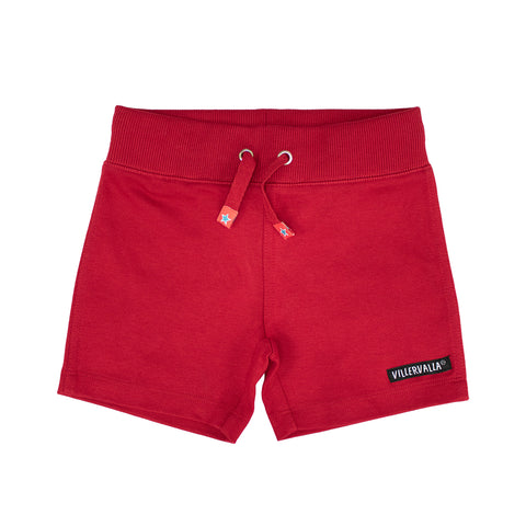 College Red Shorts