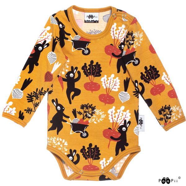 Leimu Harvest Dance Baby Pants