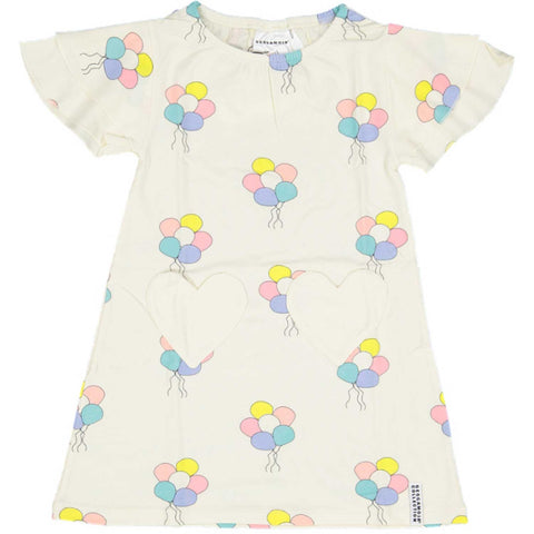 Pastel Balloon Dress