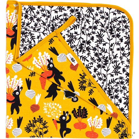 Organic Harvest Dance Blanket