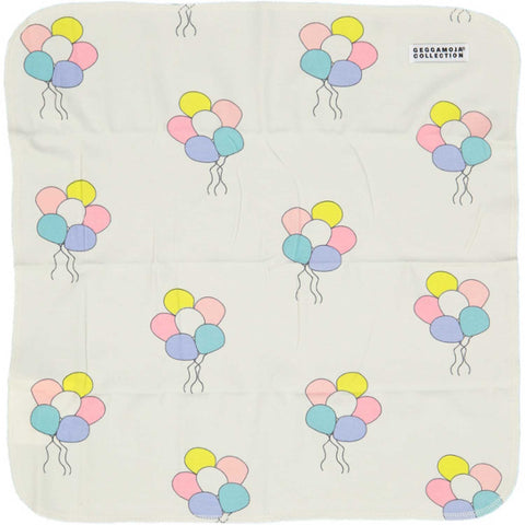 Sweet Balloon Baby Blanket