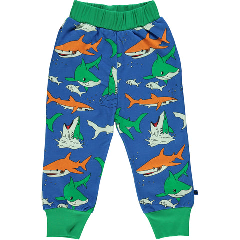 Blue Shark Pants