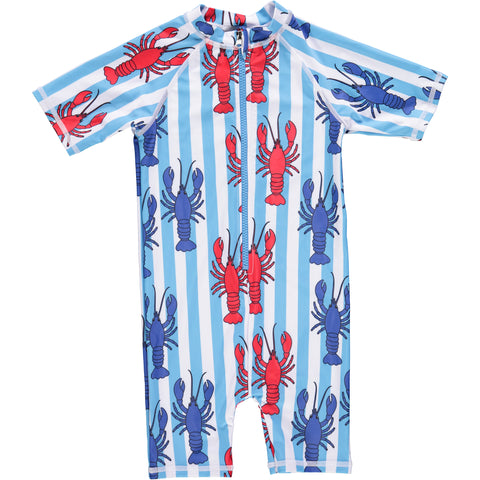 UV50 Lobster One Piece Suit