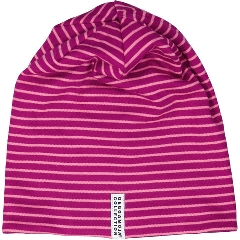 Raspberry Topline Fleece Hat