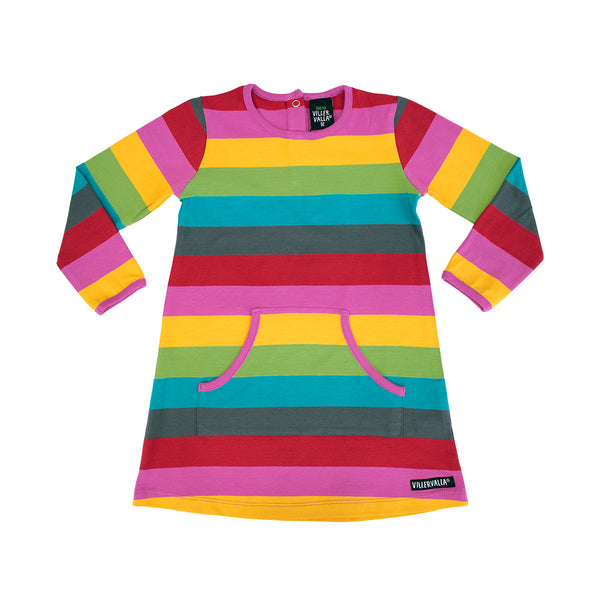 Madrid Rainbow Dress