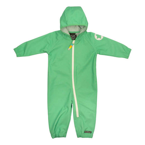 Softshell Green Overall